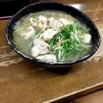 麺哲 - 鶏ハラミ