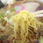 味処 新町 - kitaサン情報によると麺は旭川製麺サン?チョー美味しい麺で好み♡