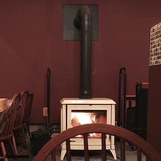アルチェントロ - 暖炉