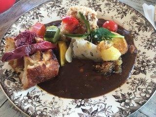 ル サンジュウイチ - 豆カレープレート!ビーズも野菜もたっぷり、有機野菜です!