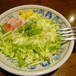 ふくろうの杜 - サラダ