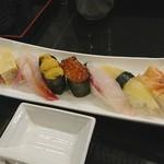 瀧ずし - 料理写真:特上生寿司