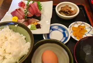 季節料理 なか一 - 1080円