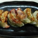 81133044 - 「海鮮トリオ餃子」650円+税