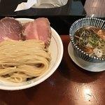 麺食堂 88 - つけそば(800円)