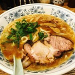 和楽大勝軒 - 料理写真:中華そば