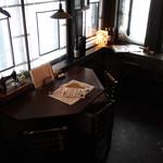 伊豆の華 - 二階席