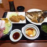 そうま - 漁師の晩メシ(1382円)_2018-02-11
