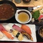 海鮮れすとらん 魚輝水産 JR平野駅前店 -