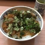 竹浜 - 料理写真:鰆丼1080円