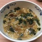 竹浜 - 鰆丼出汁茶漬け
