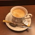 天文館むじゃき - ホットコーヒー