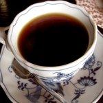 赤い屋根 - コーヒー