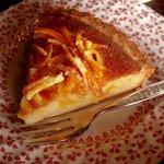 赤い屋根 - 手作りケーキ(オレンジタルト)