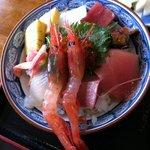 海鮮屋まるなん - 30食限定の海鮮丼