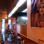 インド料理 カリカ - 居酒屋居抜きのカウンター