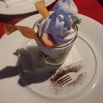 vessone - デザート ソフトクリーム。