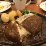 ステーキのどん - 料理写真: