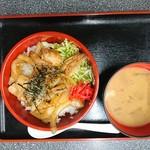 光玉母食堂 めし しんちゃん - 2018年2月 ミニ生姜焼き 500円