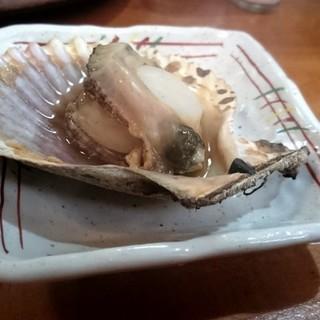海女小屋 鳥羽 はまなみ - 料理写真:焼き貝御膳