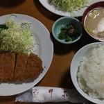 81145531 - ヒレかつ定食