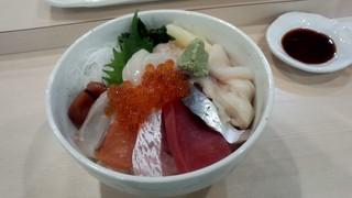 すし さか井 - 海鮮丼