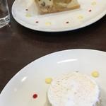 ラ・センサスィオン - ケーキ