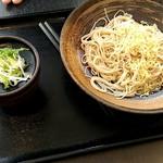ゆで太郎 - 蕎麦美味しかった!