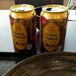 ゆで太郎 - 朝から飲めます。