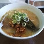 麺屋 竹信 - 料理写真:白味噌ラーメン