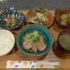 食堂 てら - 料理写真:おばんさい定食(1,100円)