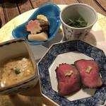 ぎゃらりぃかふぇ華野 - 料理写真: