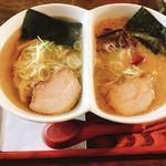 ラーメン厨房 ぽれぽれ - 料理写真:にこしょうゆラーメン