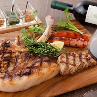 極上の味わい。沖縄キビまる豚を一頭丸ごとイタリアンに。