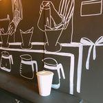 カンノン コーヒー - 店内