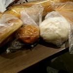 どんぐり - 何時ものパン?