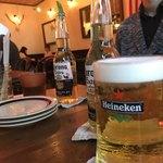 クリッターズバーガー - 生ビールとコロナ