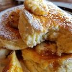 81159348 - リコッタチーズパンケーキ