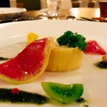 ラ メゾン ド タカクサギ - 料理写真: