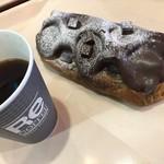ヤオコー ピノ - 料理写真:ベルギーショコラ&Reコーヒー