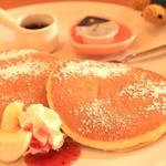 町屋Cafe noconoco - 料理写真:ホットケーキ