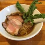 極汁美麺 umami - 醤油らーめん〜(^.ー^)/¥780円