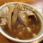 極汁美麺 umami - 汁を投入☆⌒ヽ( ´∀.`)و