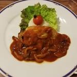 高坂サービスエリア(下り線)レストラン - 料理写真: