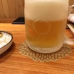 81165600 - 生ビール(ハートランド)