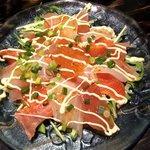 鈴喜福太郎 - 海鮮サラダ