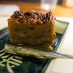 ねぎま - 小皿料理2/3(卵焼きとめざし)