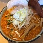 麺や和 - 辛味噌ラーメン