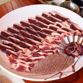 湖国料理 やまじん - 料理写真:かも鍋