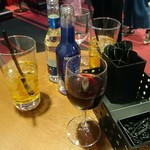 ROUND1 - ドリンク写真:お酒
